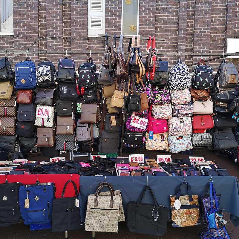 MK handbags ely markets