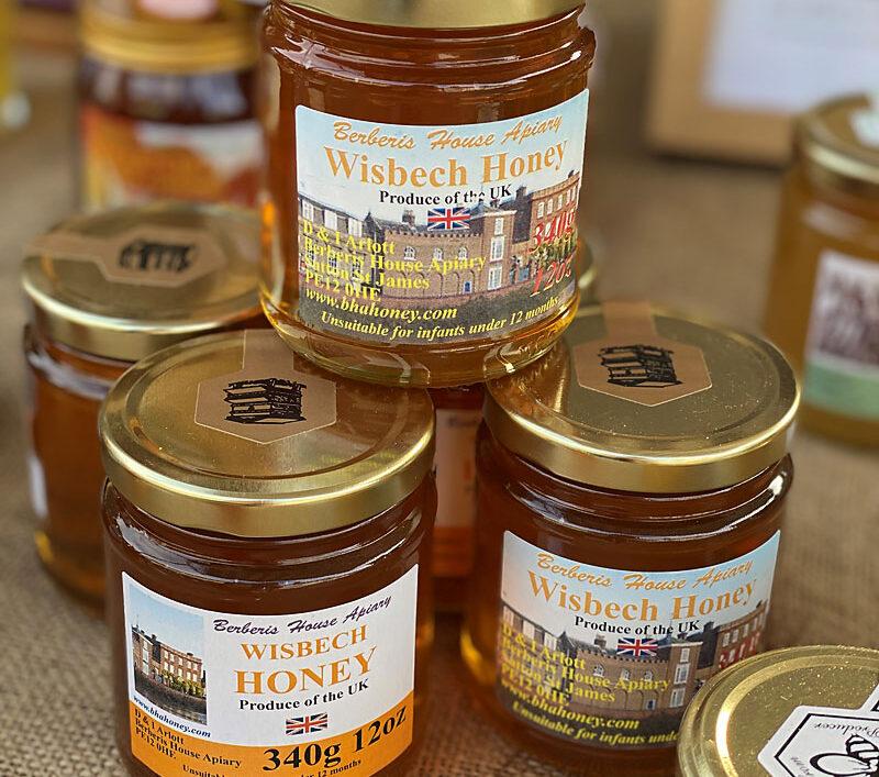 berberis honey ely markets
