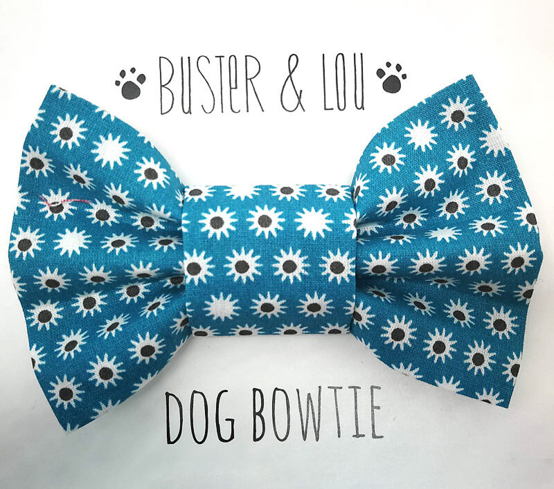 buster and lou dog bowtie ely markets