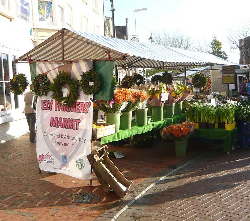 fen flora ely markets